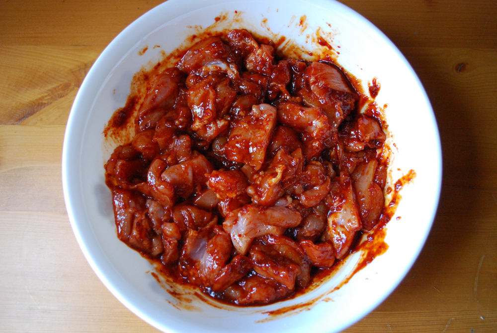 Dak galbi spicy korean chicken eat to the fullest mix forumfinder Image collections